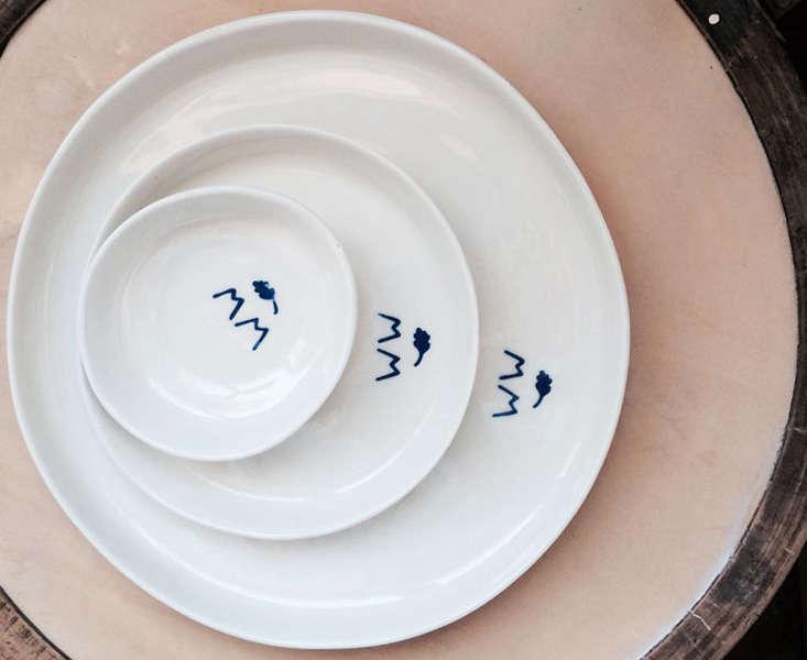 margarida-f-monogram-plates-remodelista