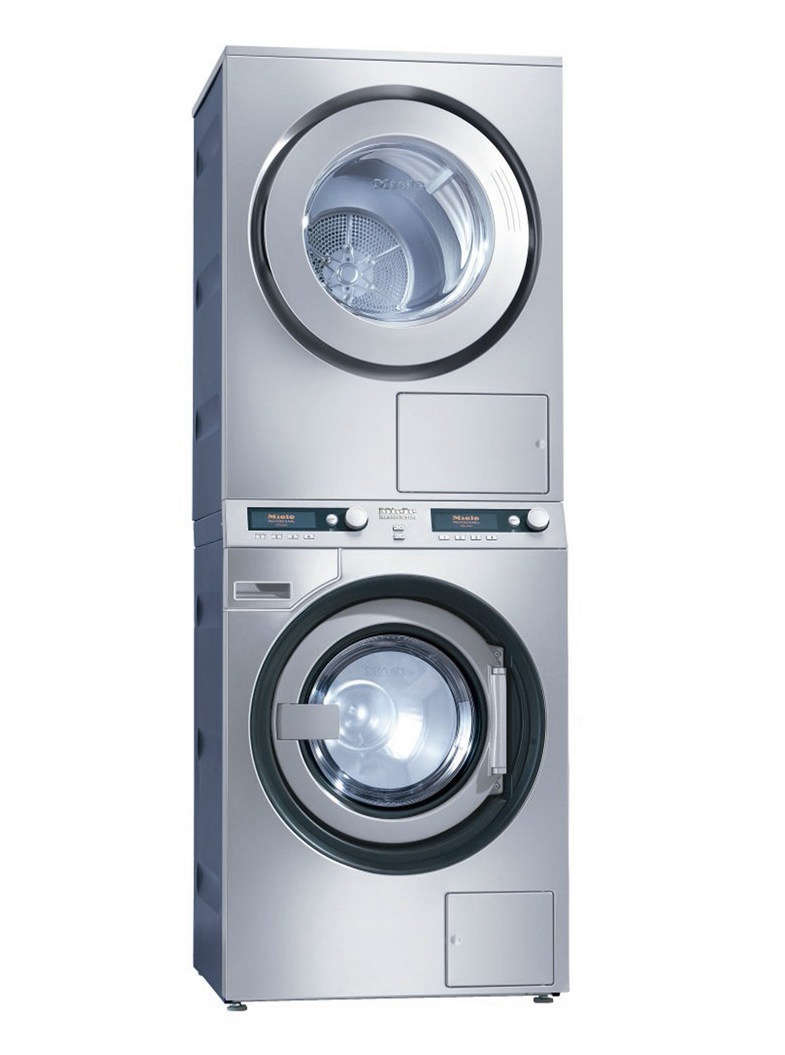 Miele pwt 6089 stacking washer dryer combo - Washing machine for small spaces gallery ...