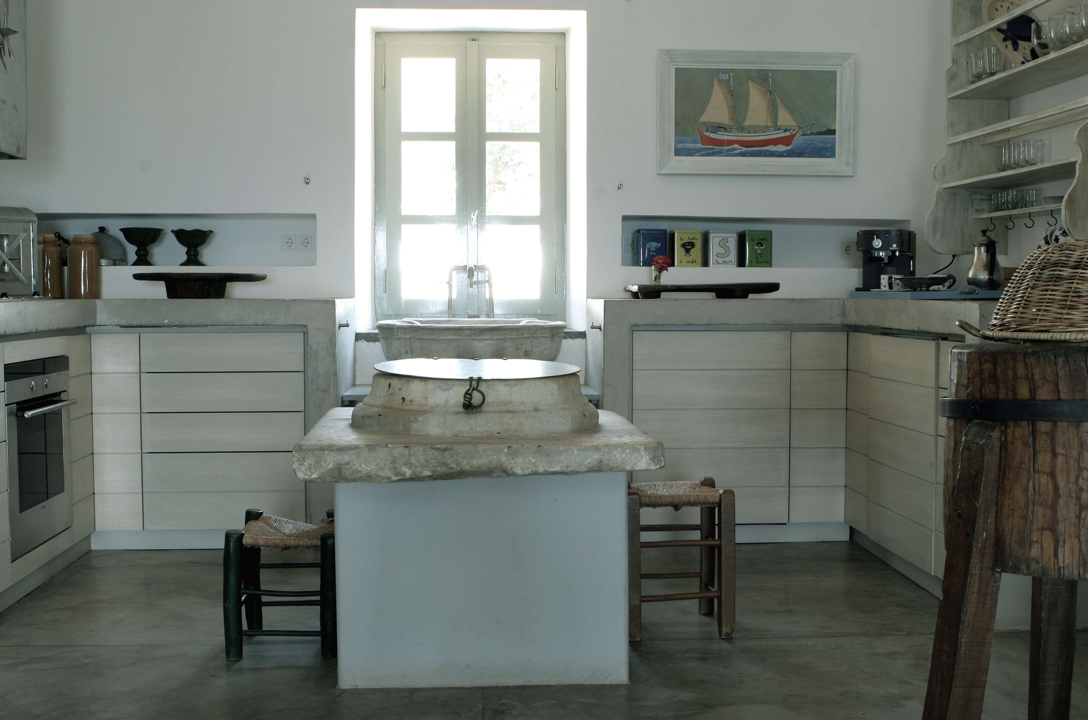 Kitchen Of The Week A Greek Architect S Ode To Minimalism