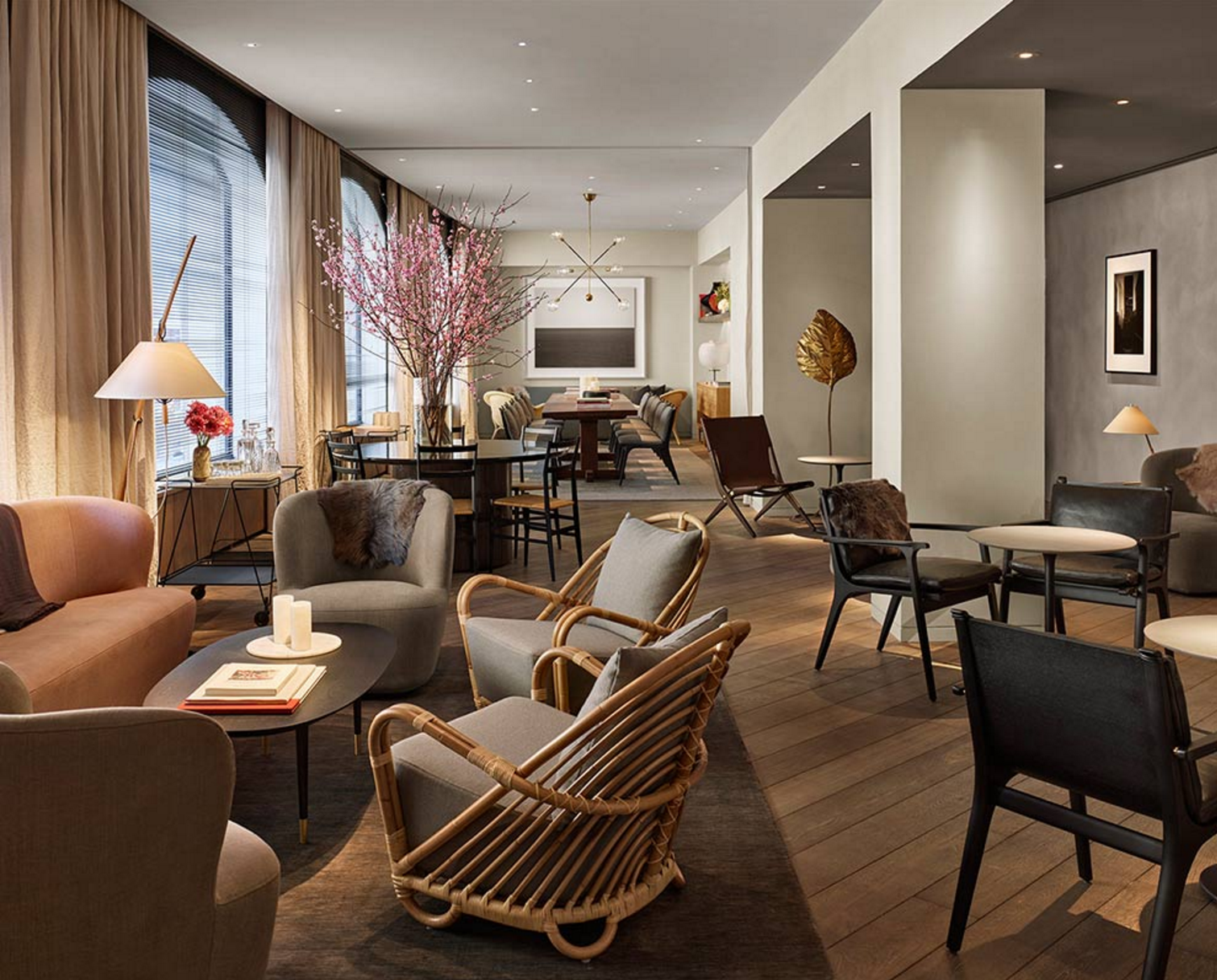 11 Howard: A Scandi Paradise In SoHo, New York