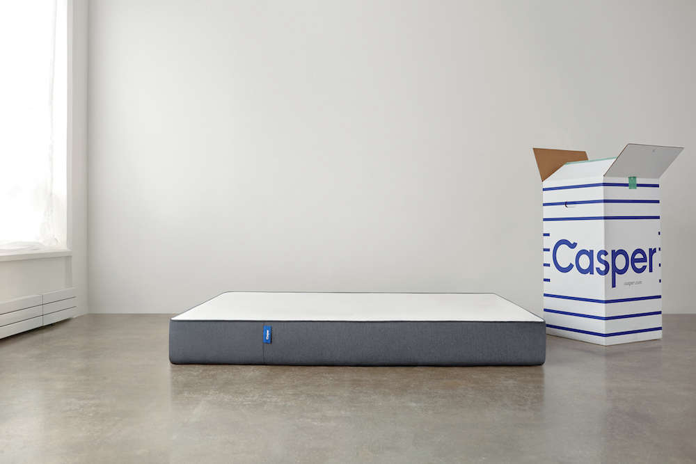 Casper's Perfect Mattress - Remodelista