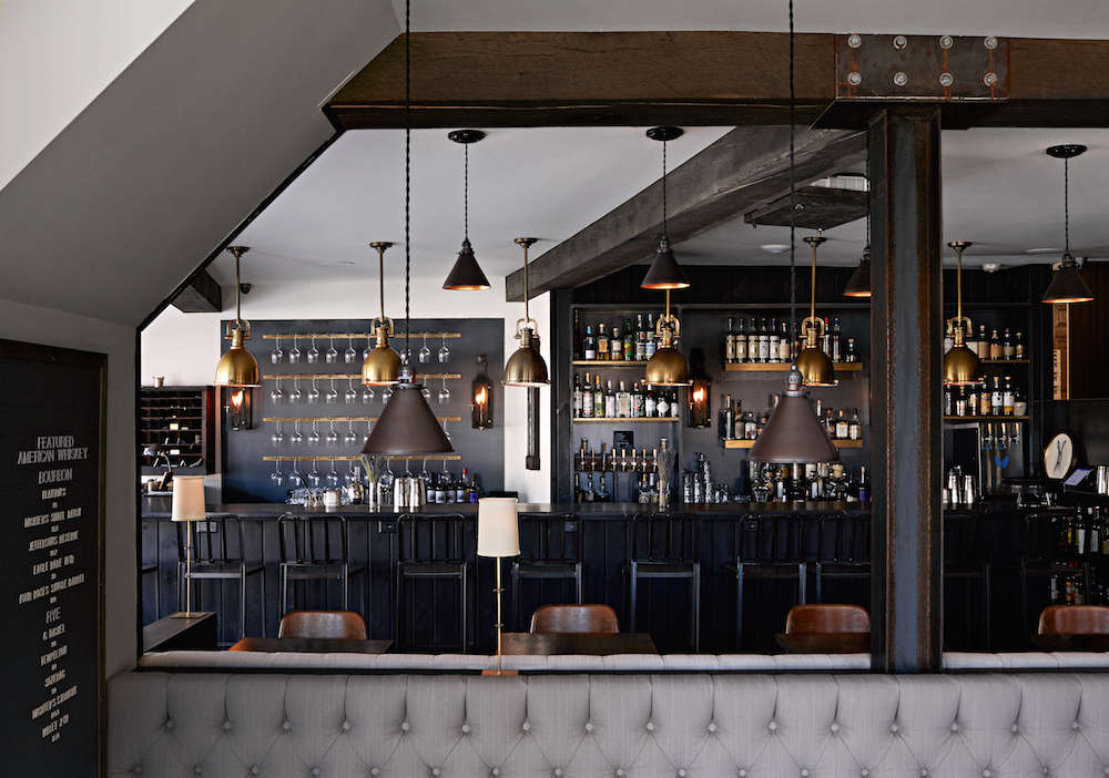 Wm. Farmer & Sons Restaurant by Schappacher White | Remodelista