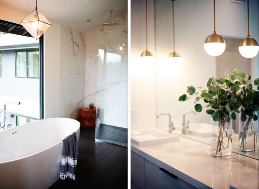 scandi-seattle-bath-remodelista & Scandi in Seattle: A Midcentury Makeover with Lots of Affordable ... azcodes.com