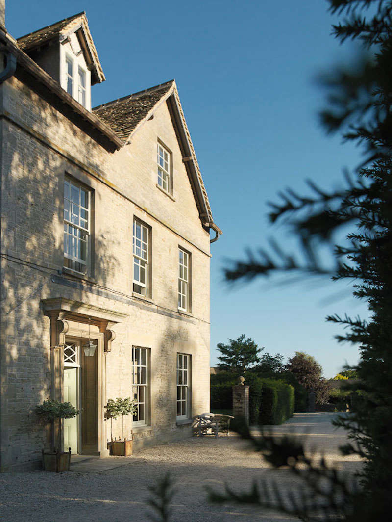 The Rectory Hotel: A Chintz-Free Country House in the Cotswolds ...