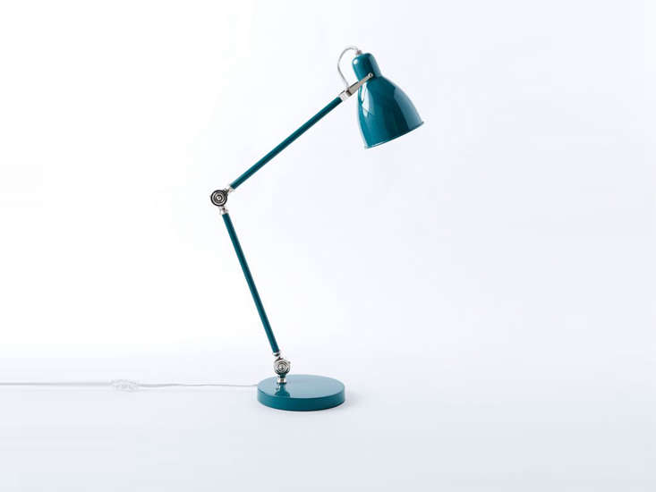 10 Easy Pieces Industrial Style Desk Lamps Color Edition