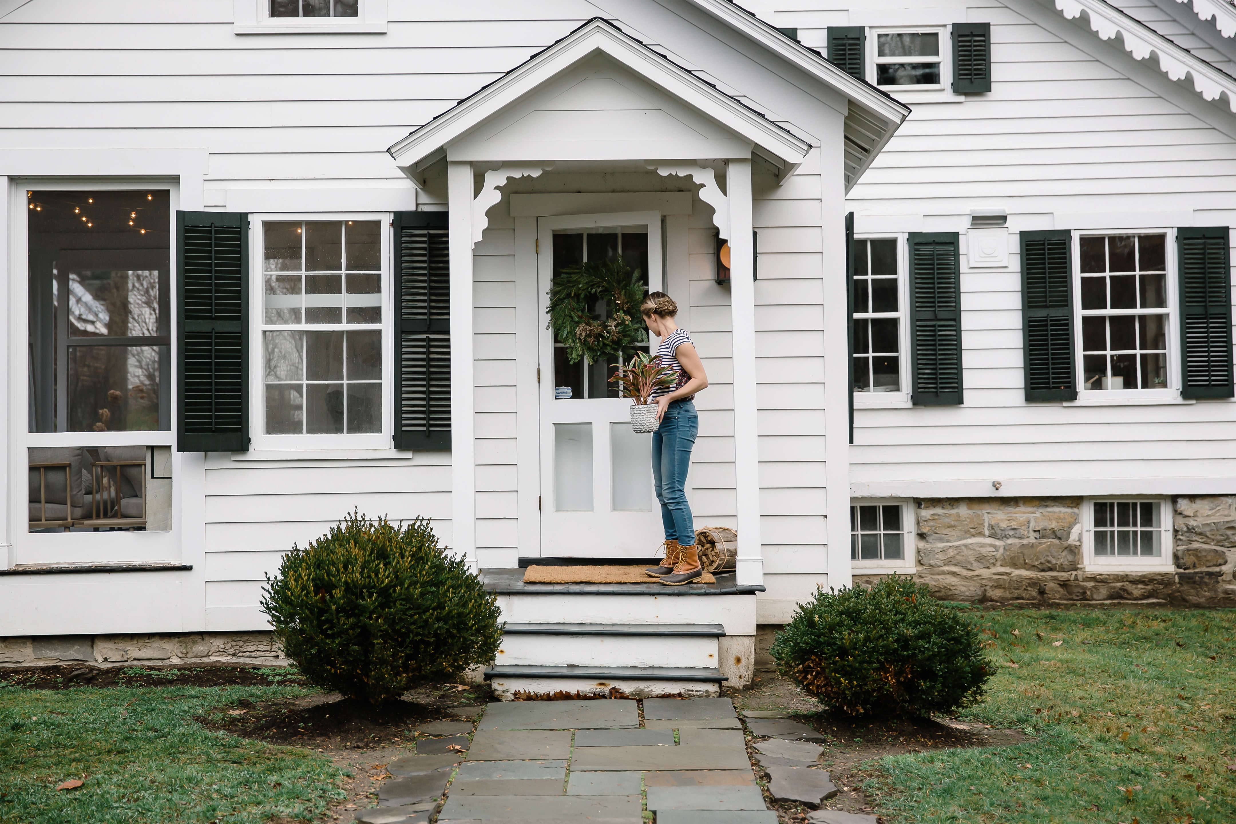 Old Soul: A Revolution-Era Hudson Valley Home Gets an Update from ...