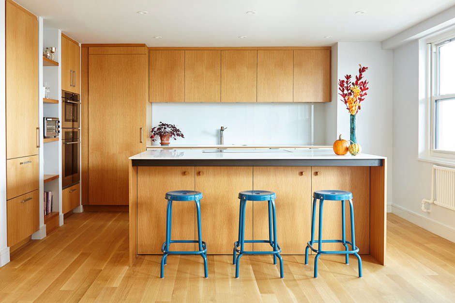 Lauren Rubin Corian Countertops Remodelista Above A White Solid Surface