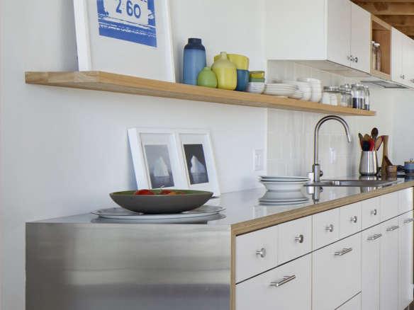Kitchen Of The Week A Budget Kitchen Rehab In A Santa Monica Rental Loft