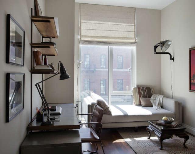 ABartleby-designed TriBeCa apartment. Photograph byElizabeth Felicella, courtesy of Studio Bartleby.