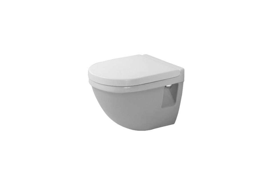 Duravit D19066-00 Wall Mount Toilet Seat