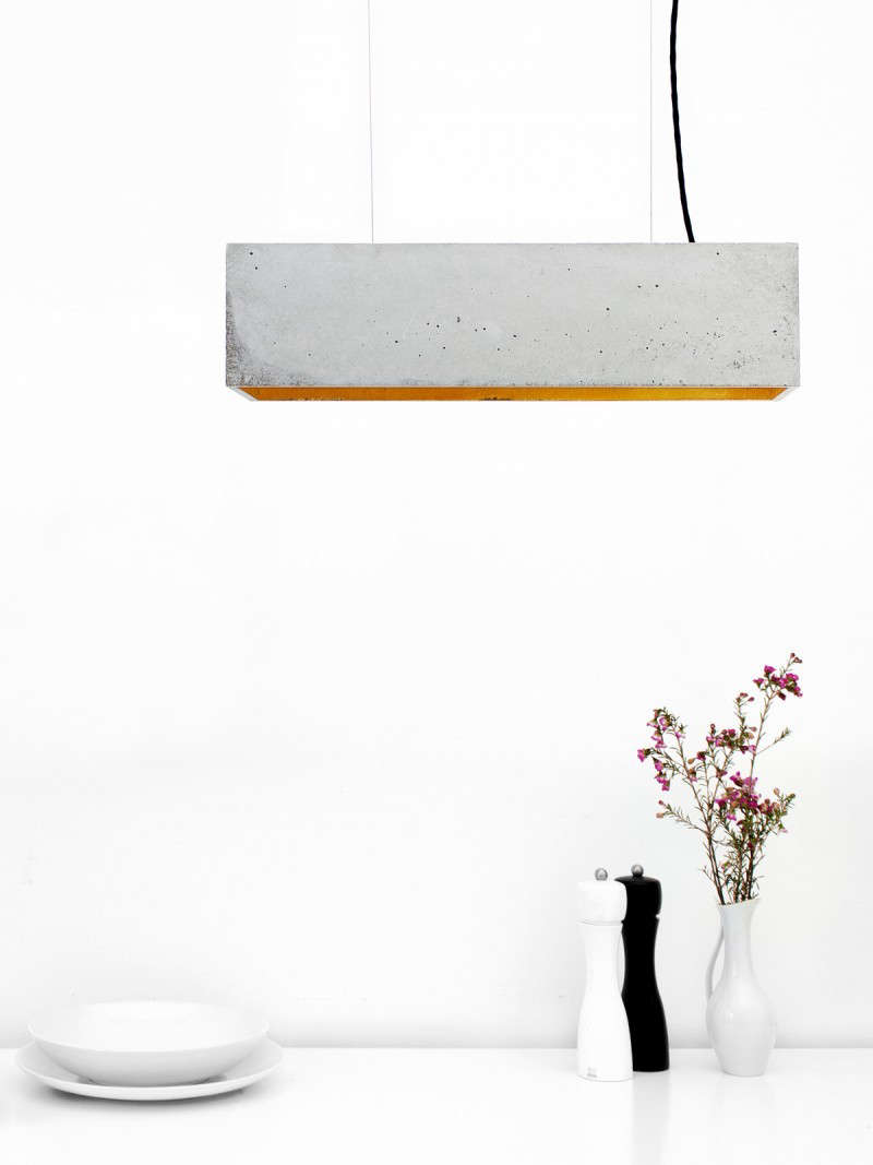 Subtly glamorous concrete lights from berlin remodelista subtly glamorous concrete lights from berlin arubaitofo Gallery