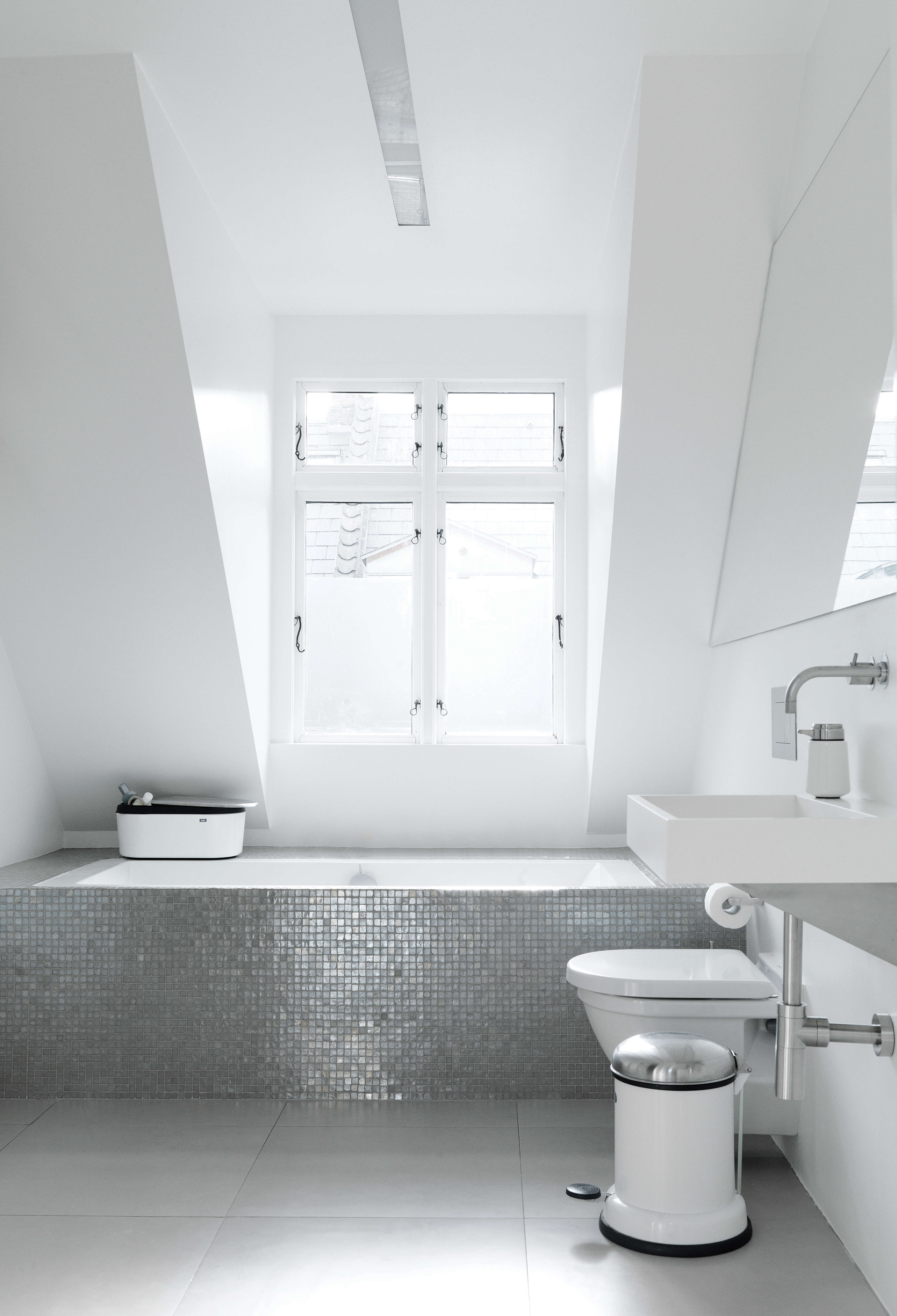 Steal This Look A Blingy Bathroom Vipp Included Remodelista - Remodelista bathroom