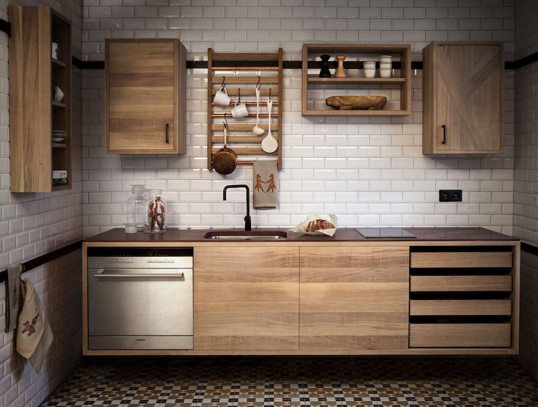 Kitchen of the Week: A Modular Setup from Sweden - Remodelista