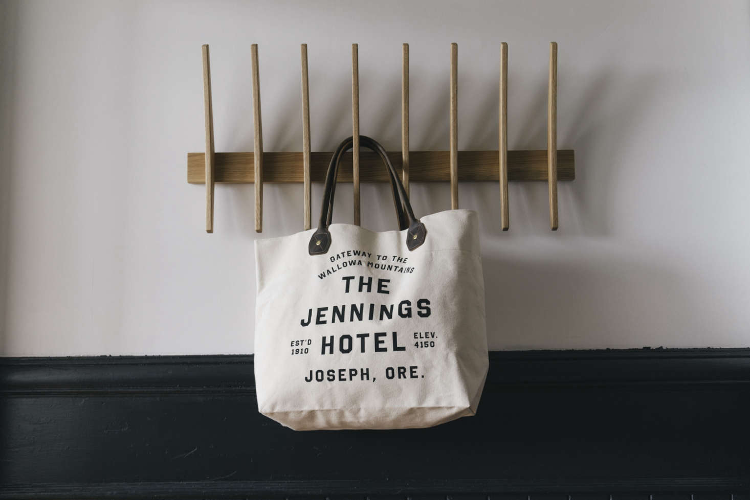 The Jennings Hotel : Labor of love: the jennings hotel in joseph oregon remodelista