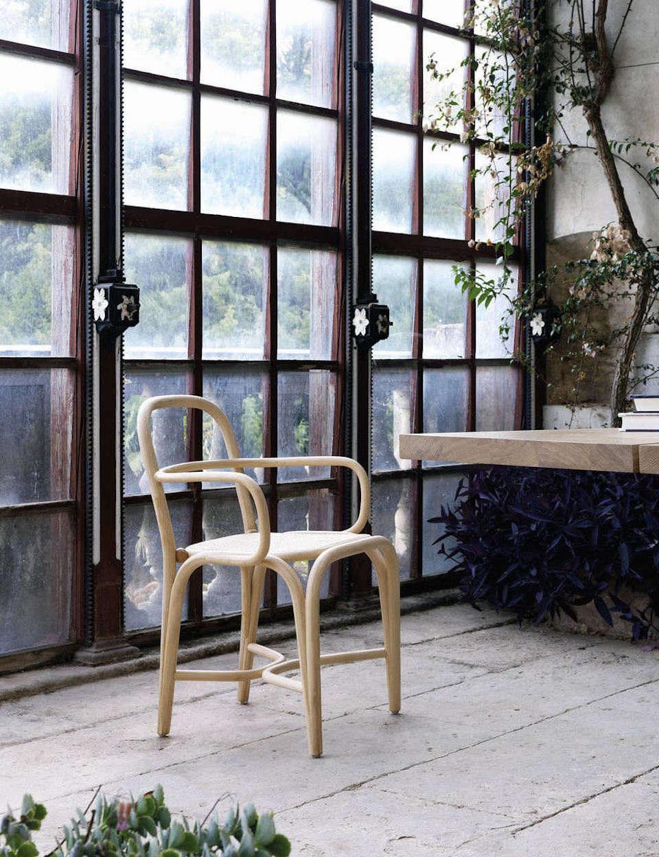 Expormim Frontal Rattan Chair