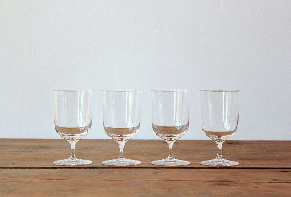 10 Easy Pieces The New Short Wine Glass Remodelista