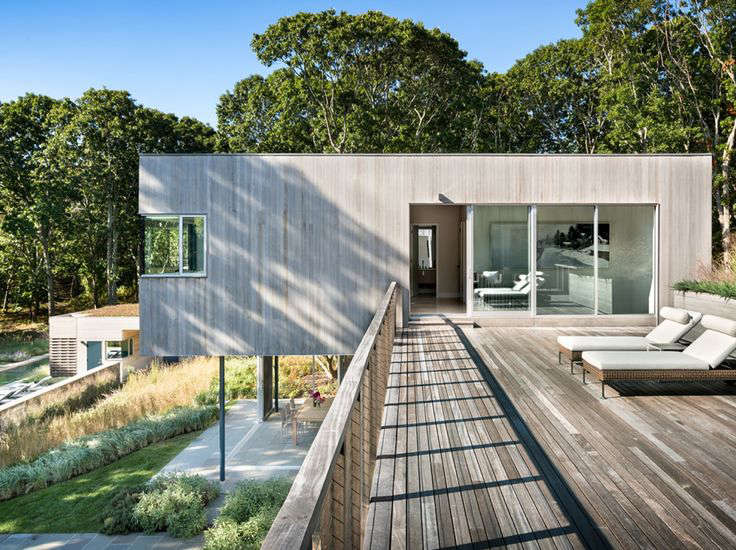 Modern Wood Beach Houses From The Remodelista Architect