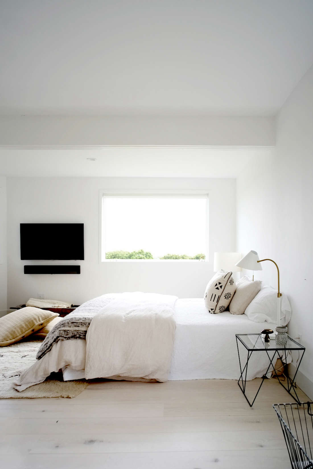 Elisa Restrepo Montauk Beach House Bedroom