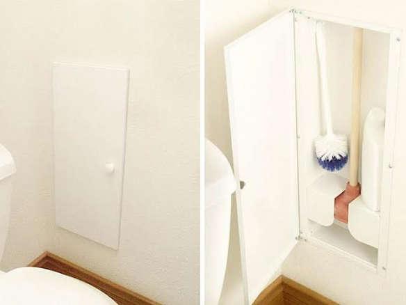 Hy Dit Toilet Plunger Storage Kit