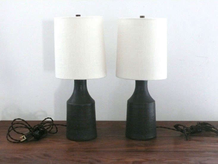 Trend victoria morris small black accent lamp remodelista x