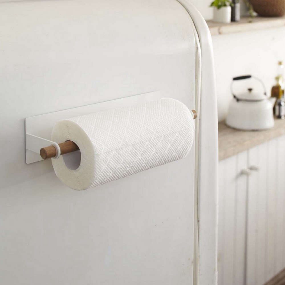 5 Favorites The No Drill Instant Paper Towel Holder Remodelista