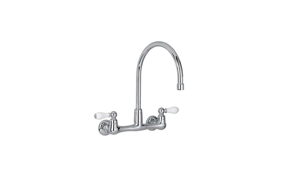 10 Easy Pieces Best Budget Kitchen Faucets Remodelista
