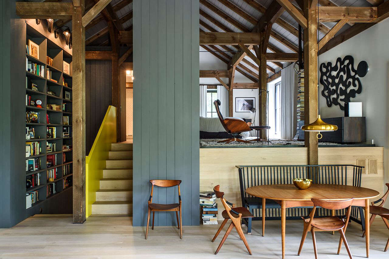 Architect Visit: A Barn-Style House for the Future, Hudson Valley ...