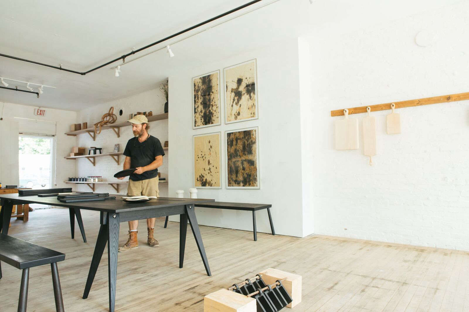 A New Store From Blackcreek Mercantile U0026 Trading Co. In Kingston, New York