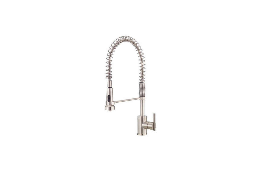shipping dual item mount faucets mixer with faucet taps chrome kitchen wall mounted double hose holes handles sprayer free flexible