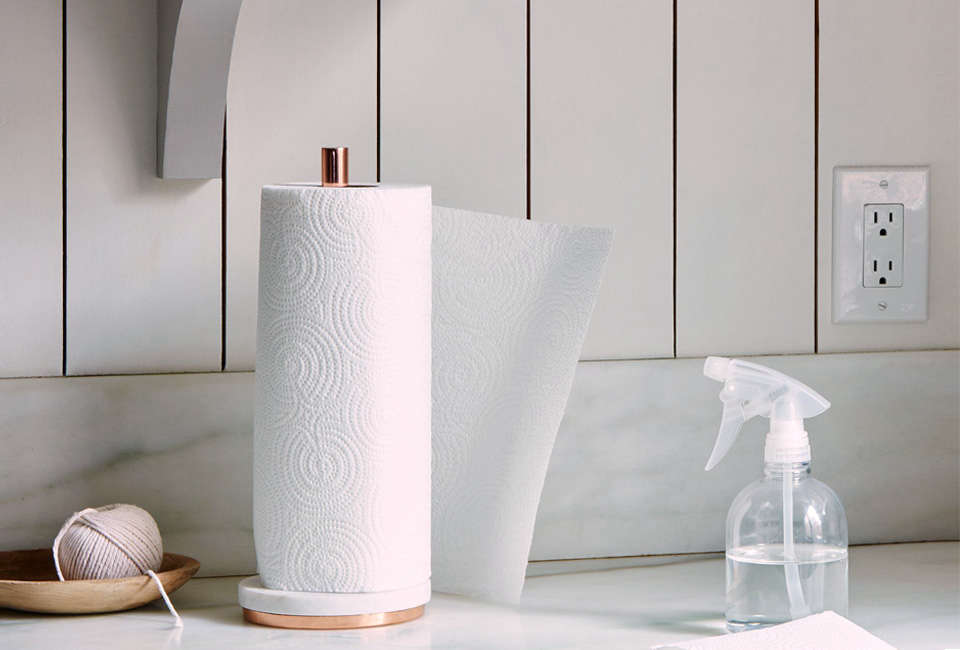 Browse Paper Towel Holders Archives on Remodelista