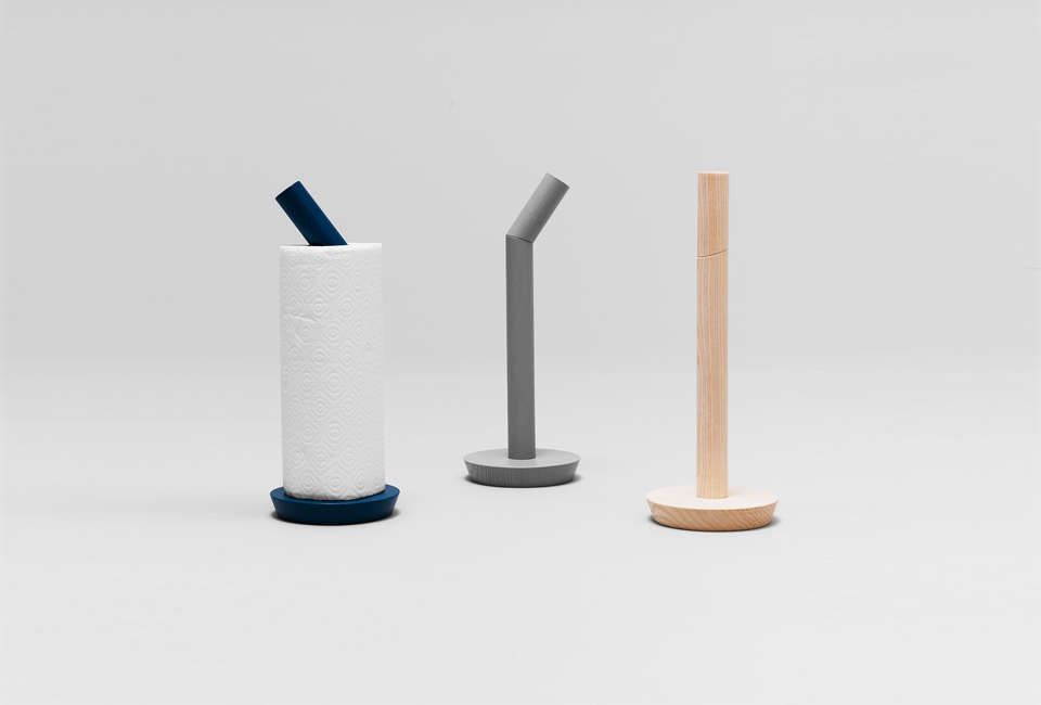 Hay Porter Paper Towel Holder