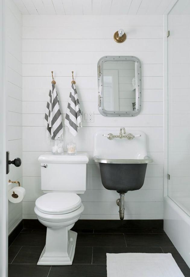 jenny wolf interiors compact family bath - Compact Bathroom 2016