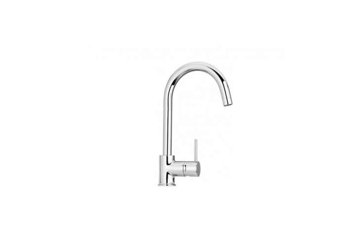 latoscana single handle pulldown faucet - Modern Kitchen Faucets