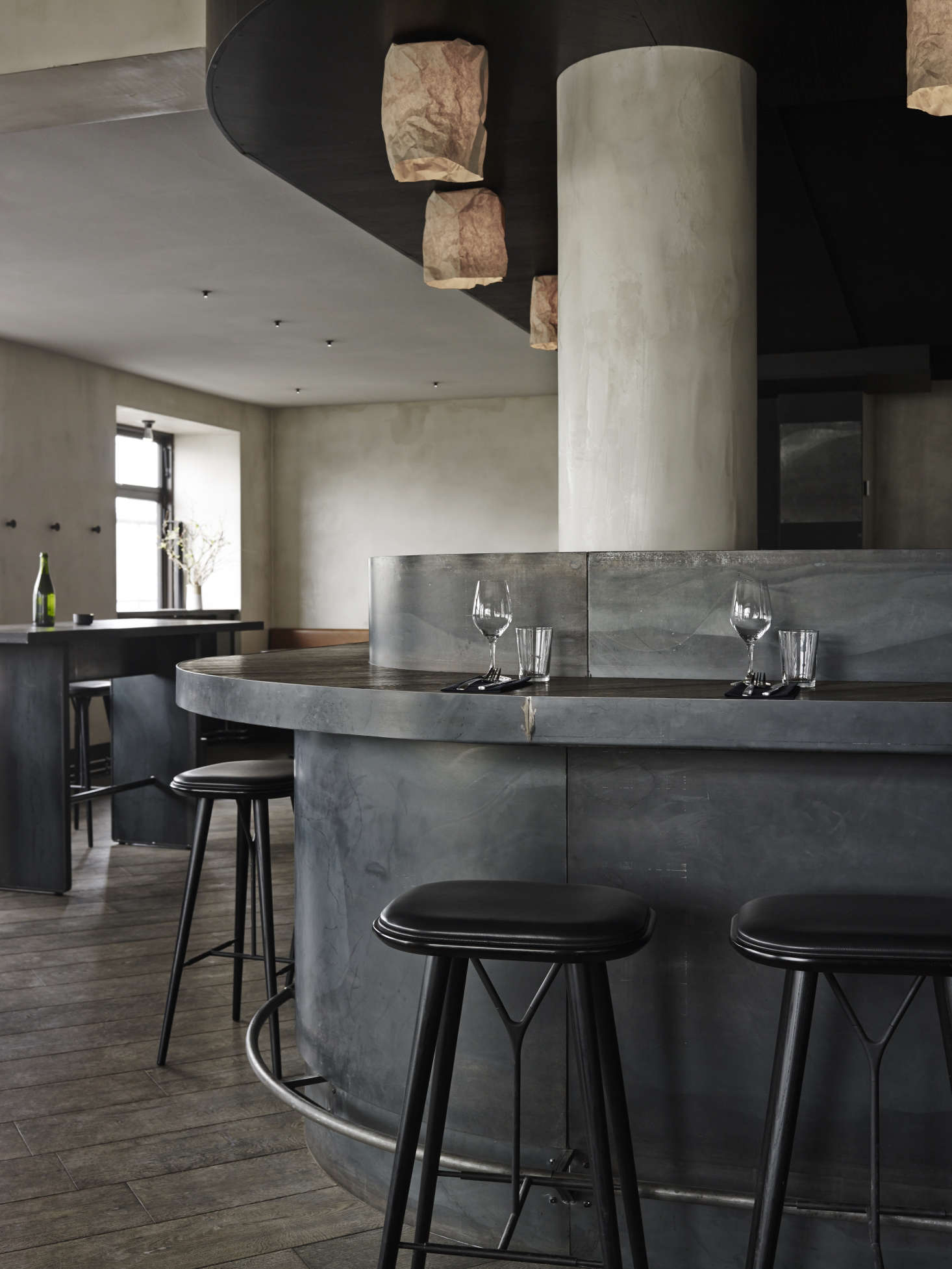 Restaurant Visit The Musling In Copenhagen By Space