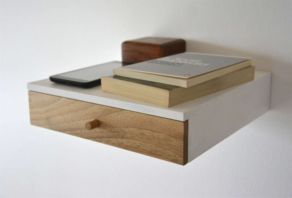A Floating Shelf From My Better In Budapest Can Be Customized Based On Size