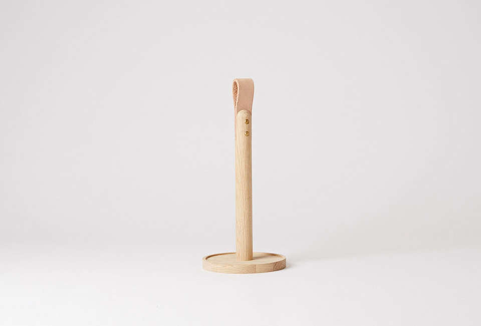 A Simply Perfect Paper Towel Holder From A Danish Designer Remodelista