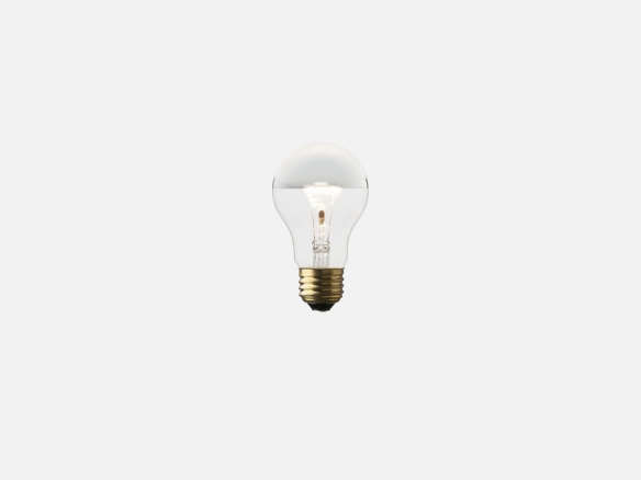 schoolhouse electric a9 silver tipped light bulb. Black Bedroom Furniture Sets. Home Design Ideas