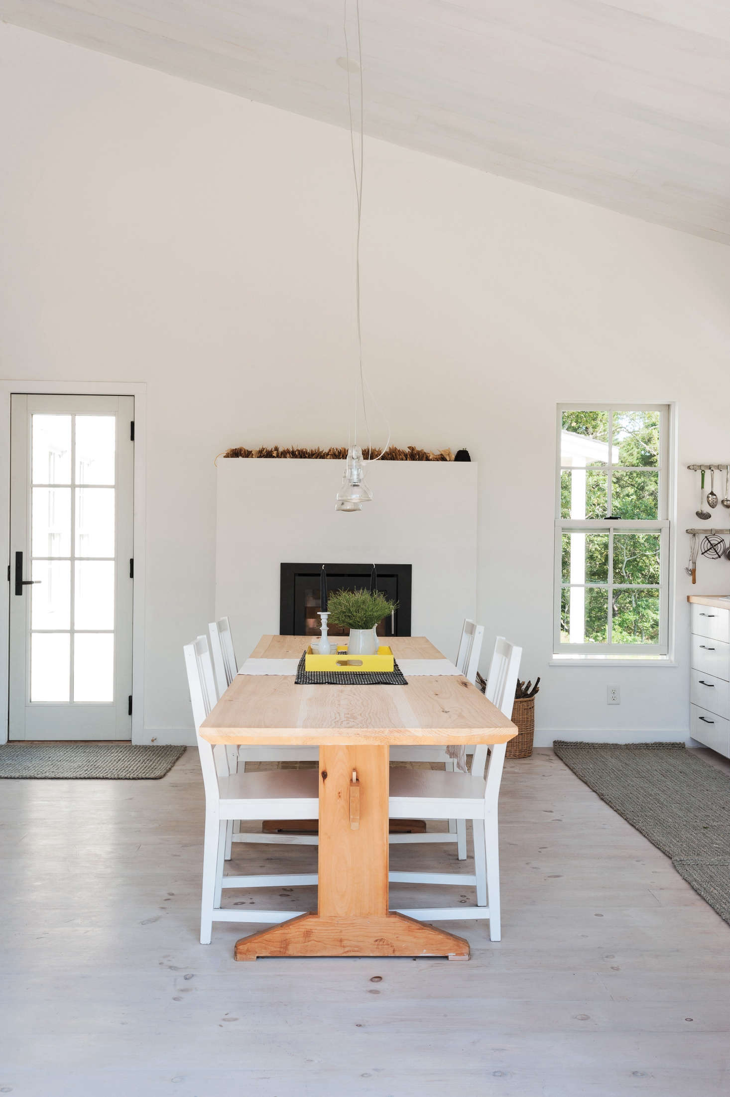 Shiela Narusawa's Cape Cod Kitchen Photographed by Matthew Williams for Remodelista