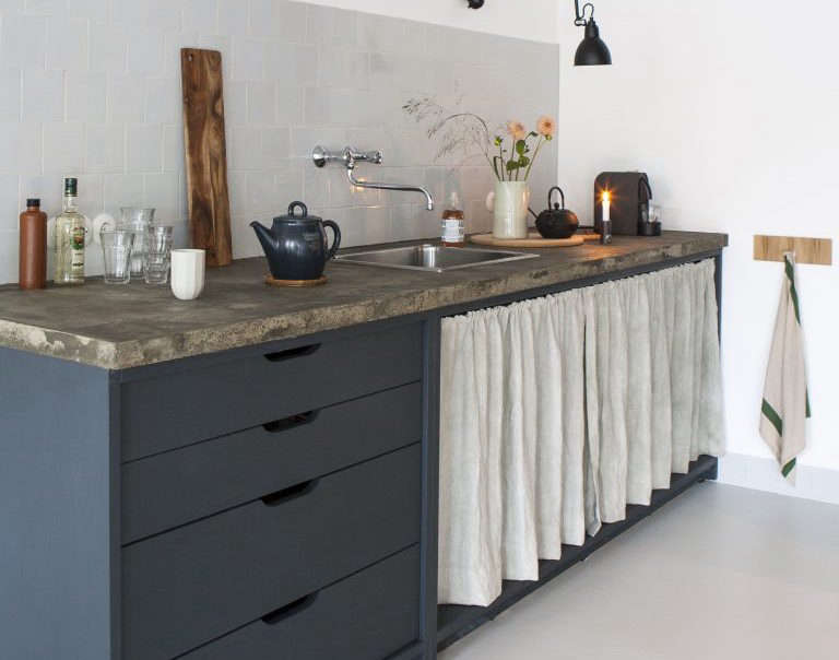 Steal This Look: A Rustic Modern Kitchen in the Netherlands ...