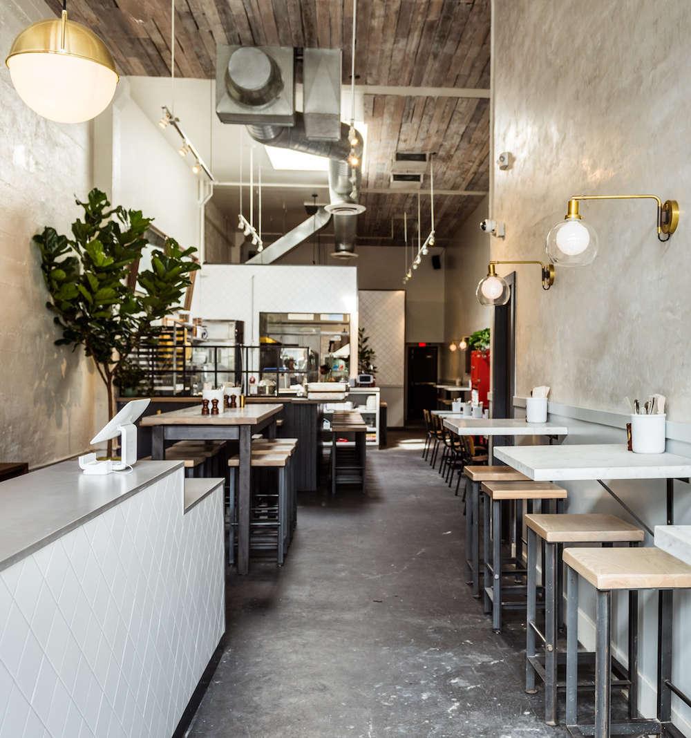 Barzotto Interior KB. Restaurant Visit  Barzotto in San Francisco   Remodelista