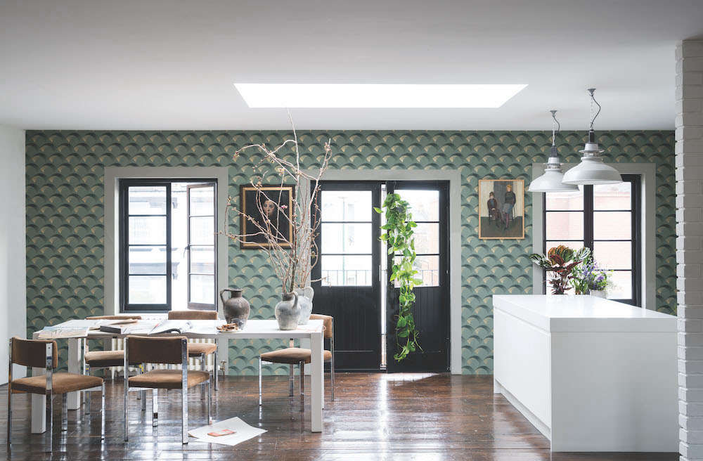 New Wallpapers from Farrow \u0026 Ball  Remodelista