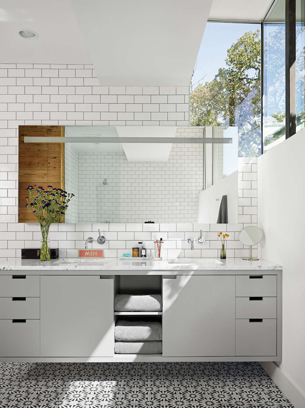 Remodeling 101: How to Choose the Right Tile Grout - Remodelista