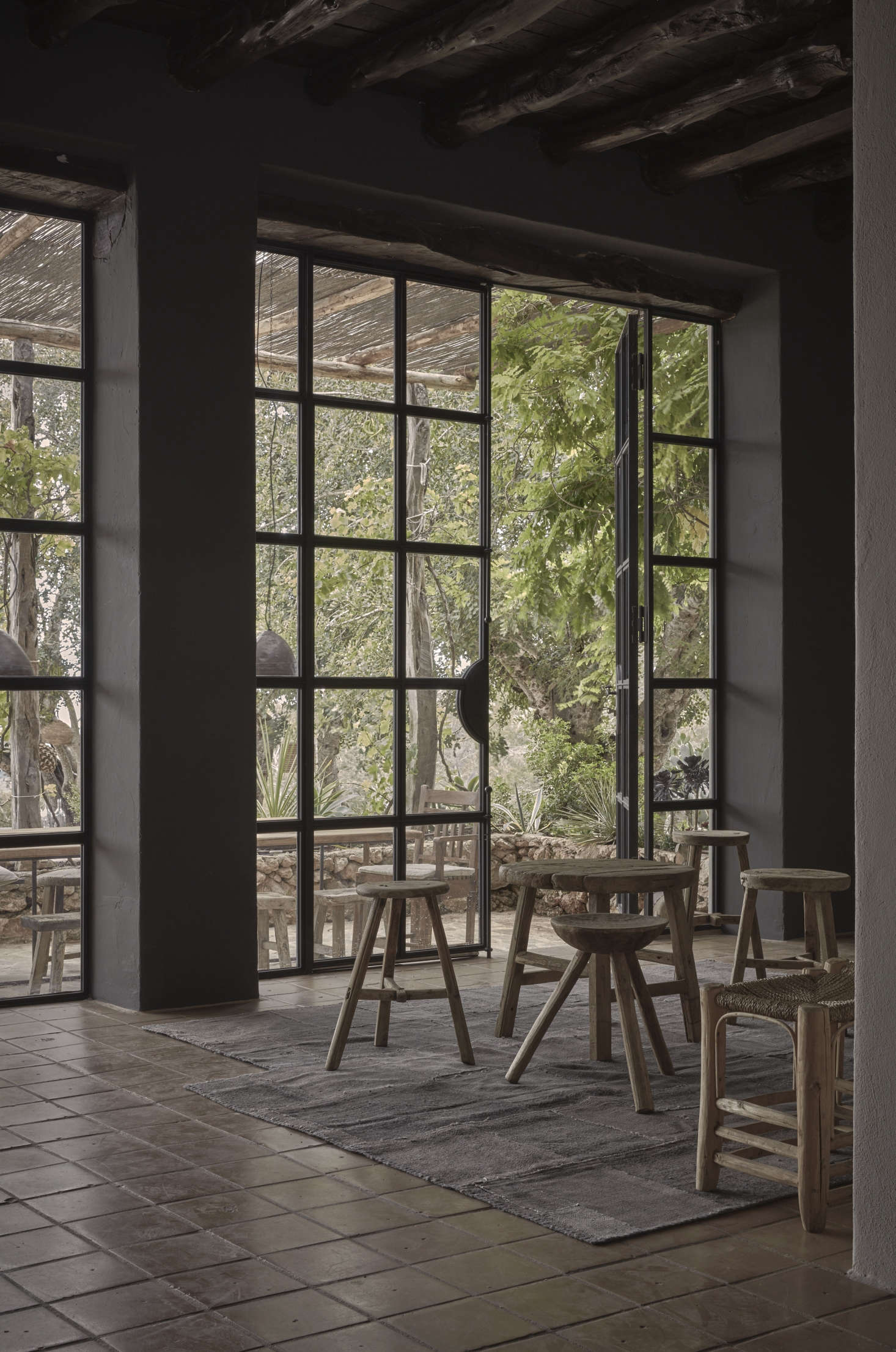 Remodeling 101 steel factory style windows and doors for Steel windows
