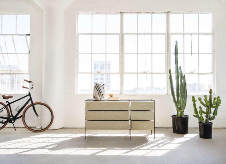 Design for less furniture Dining Openframedressercapsuleremodelista Pinterest Capsule Design An La Company Offering Designled Furniture for