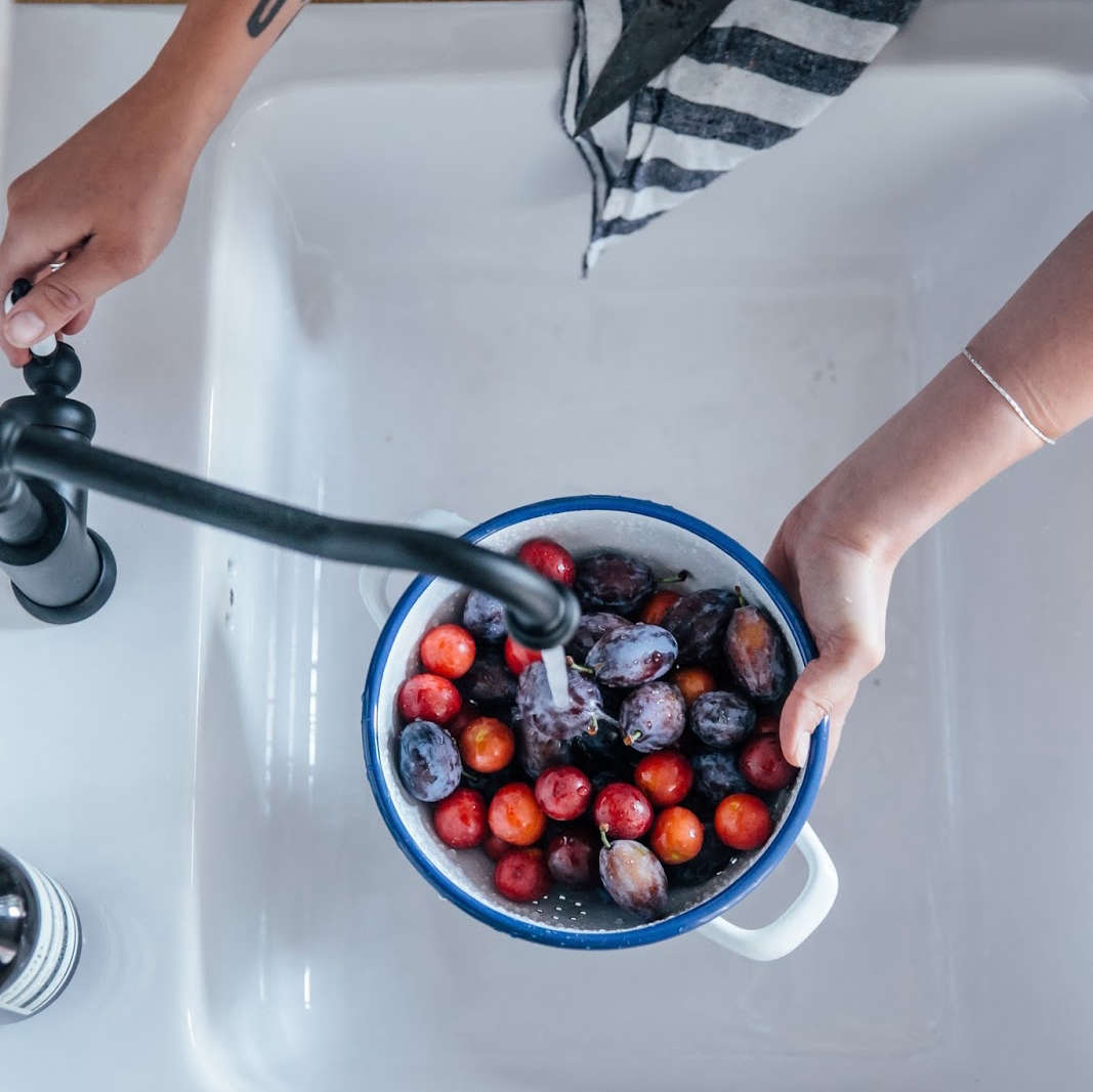 Domestic Science: A Surprising Miracle Cure for Berry Stains