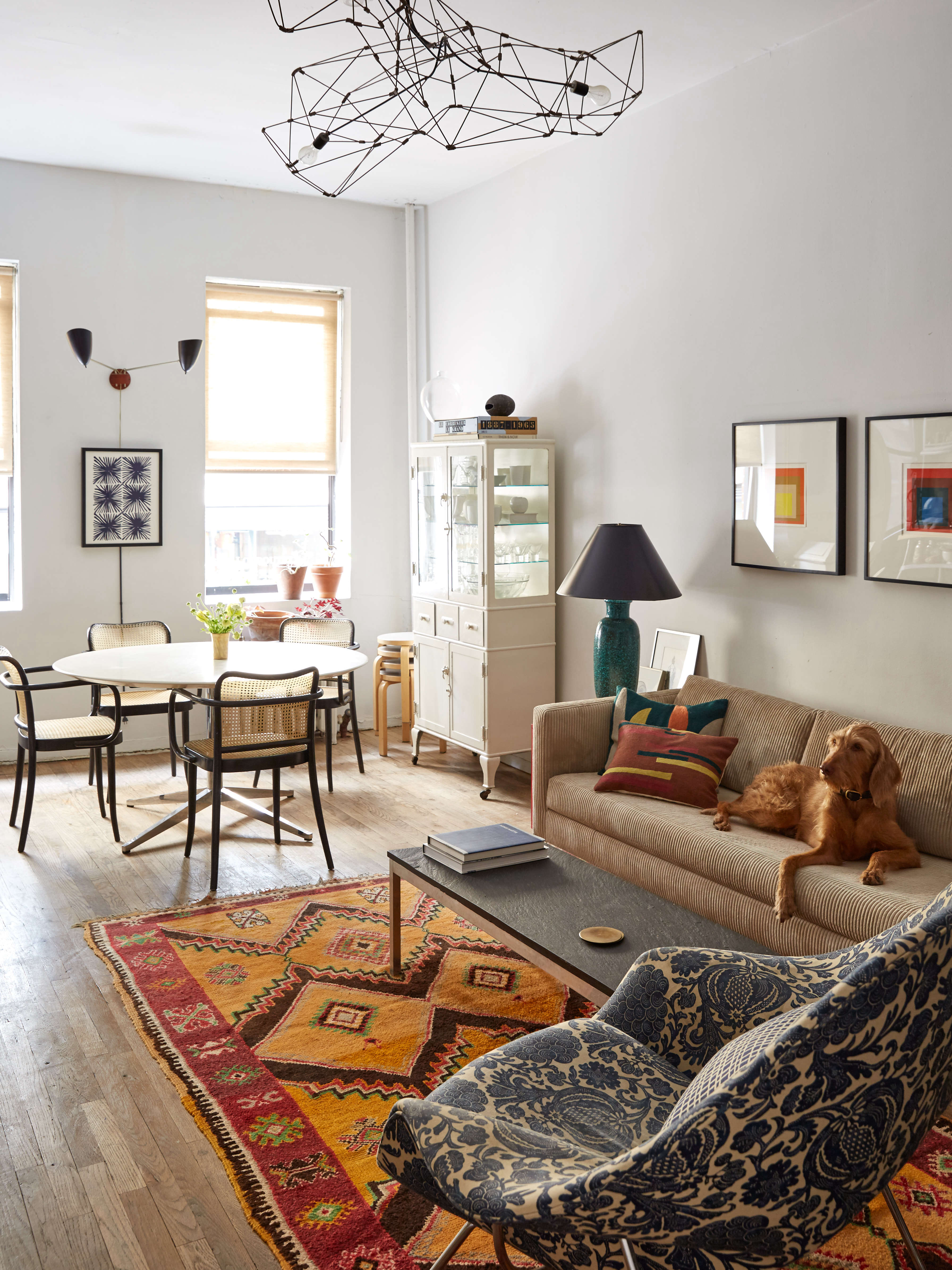 Small-Space Solutions: 17 Affordable Tips from an NYC Creative ...