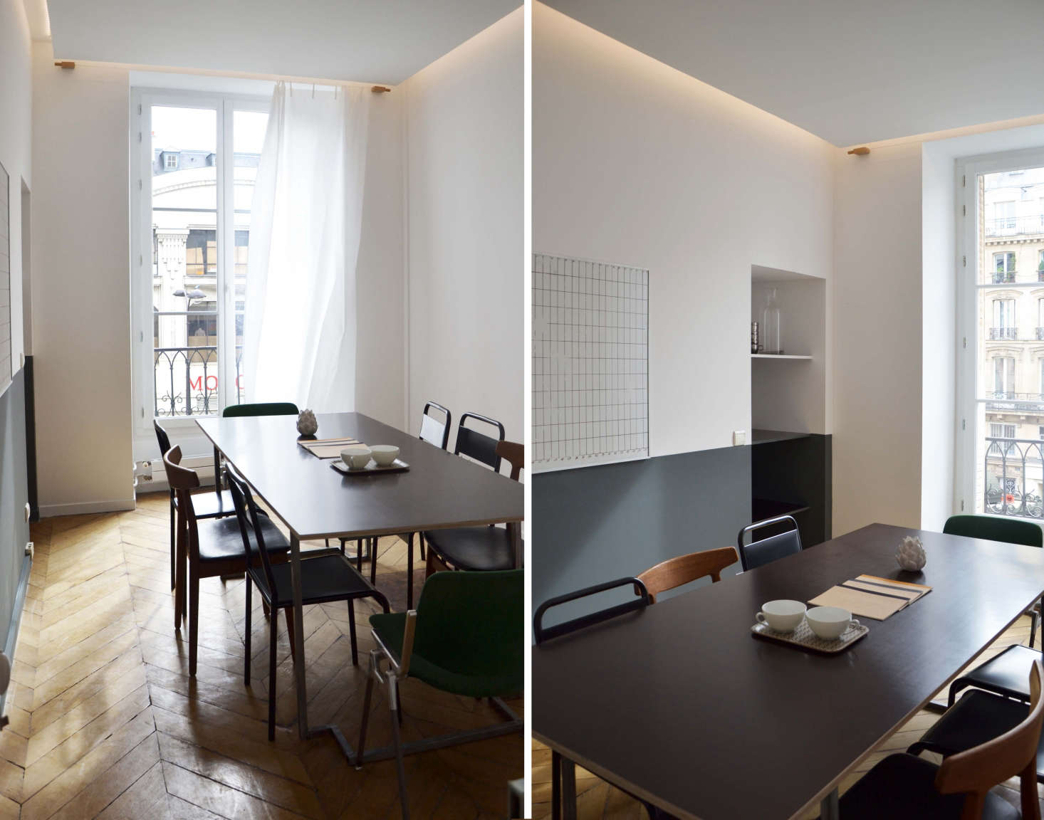 Coworking Room at Artichaut Paris