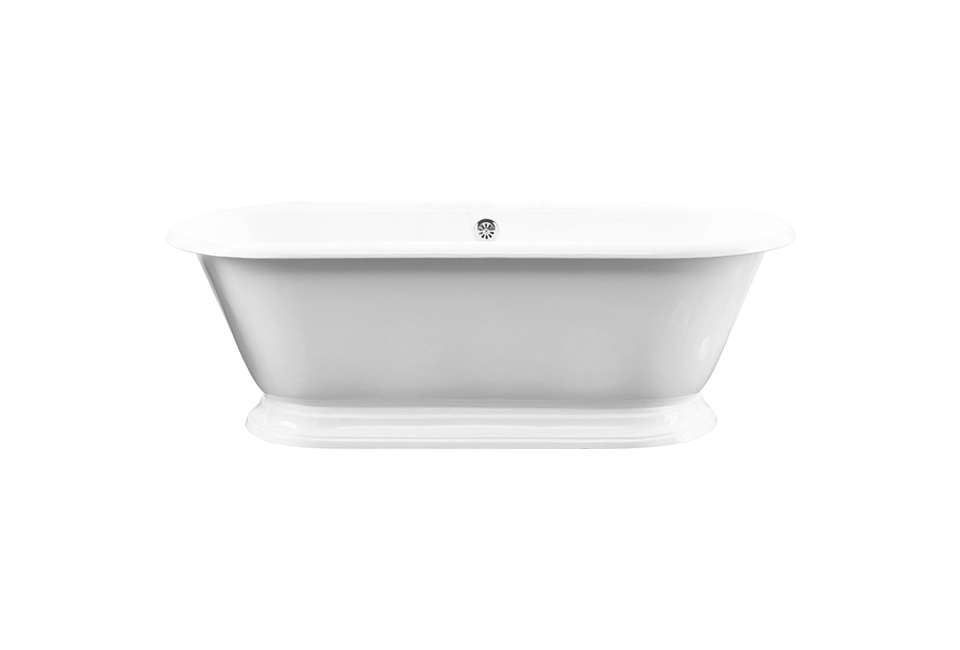 Cheviot Sandringham Cast Iron Freestanding Tub