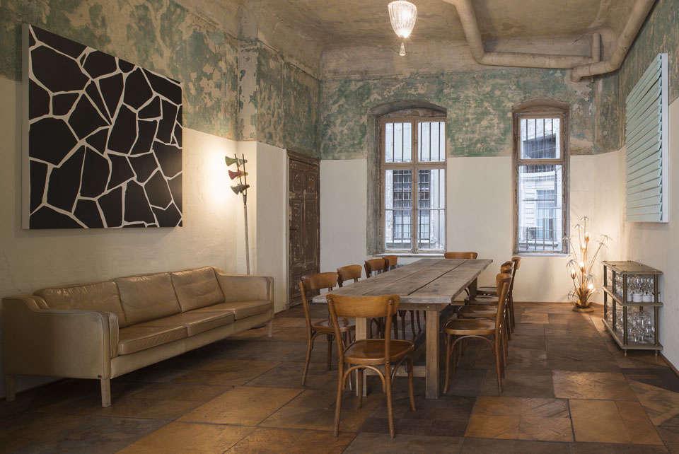 Scandi In The Mitte Antiqued Interiors At Dottir In Berlin