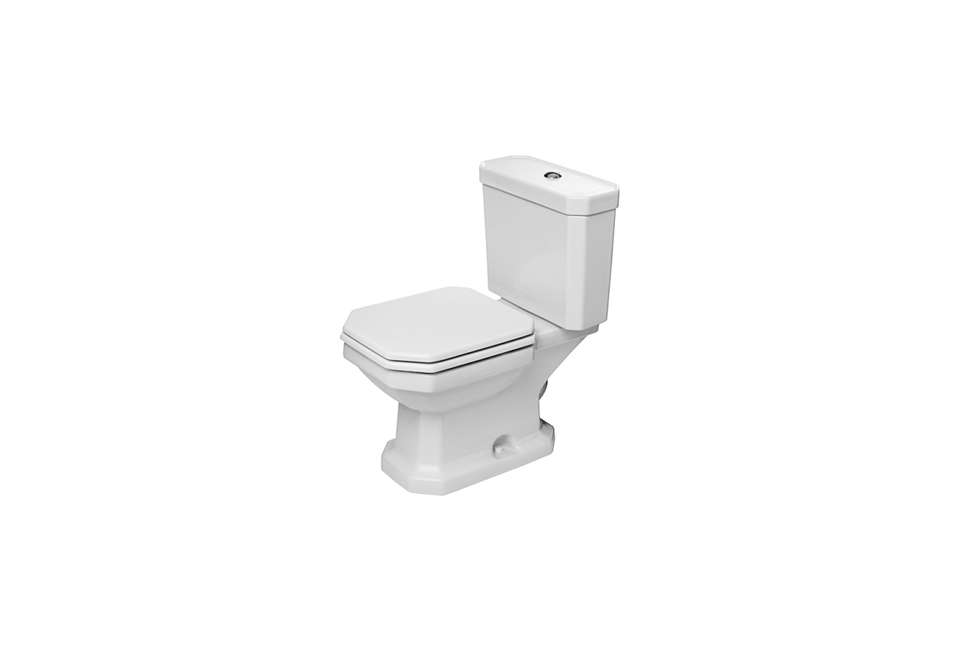 Duravit 1930 Two-Piece Toilet